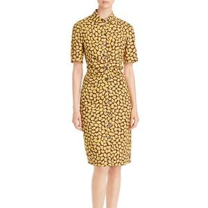 Kate spade button front dress